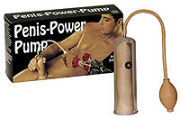 Penis-Power Pump