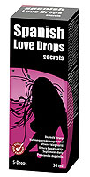 Spanish Love Drops Secrets 30 ml