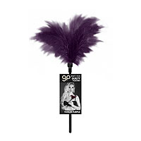 Guilty Pleasure Small Feather Tickler Purple