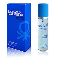 Love & Desire Men 15ml